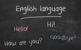 จุดประสงค์ในการเรียนภาษาอังกฤษเพื่อการทำงานและการศึกษา